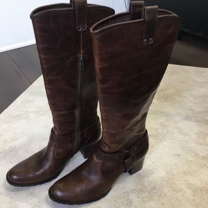 Born Brown Boots